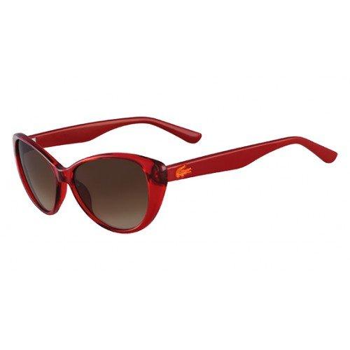 Lacoste Sunglasses - L3602S (Red) (Sunglasses Lacoste Red)