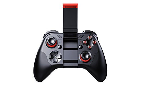 Loong Wireless Controller with Bluetooth Wireless Gaming Controller Gamepad Support iOS Android OS VR