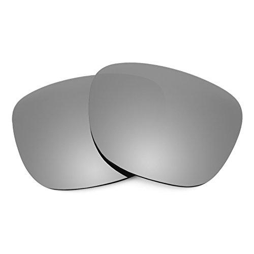 Verres de rechange pour Smith Lowdown — Plusieurs options Titanium MirrorShield® - Polarisés