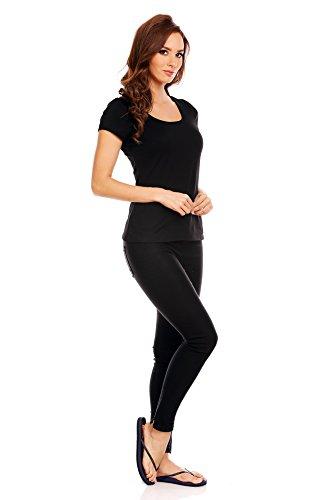 Kleid Suri Black Damen Plain Mia wYv81