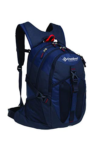 Outdoor Products Ridge Day Pack, Mood Indigo, One Size