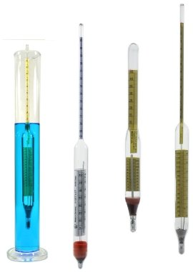 Thermco Hydrometer Certification 2 Certified Points by THERMCO