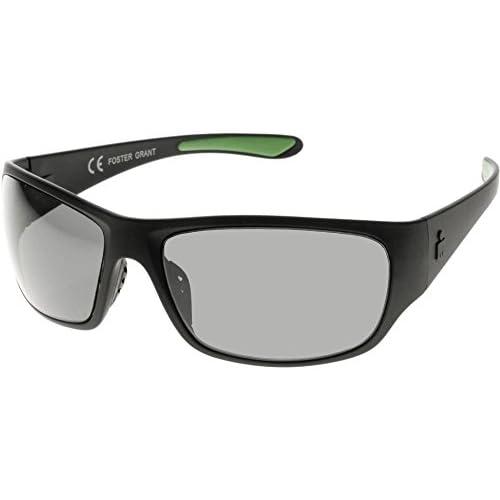 cb8b62d9ff Iron Man Mens Ironflex Wrap Sunglasses One Size Black 70%OFF ...