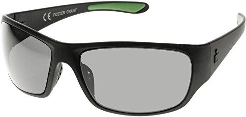 Iron Man Mens Ironflex Wrap Sunglasses One Size - 1 Man Sunglasses Iron