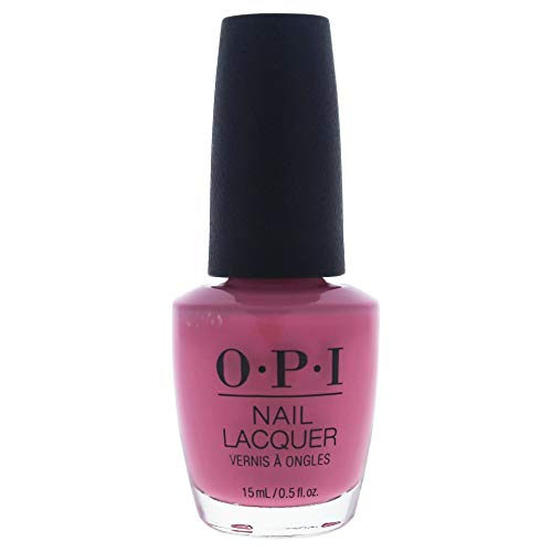 Polish Pink Lacquer Nail - OPI Nail Lacquer, Lima Tell You About This Color