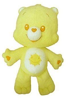 "Care Bears Funshine Bear Cub 26"" Cuddle Pillow"
