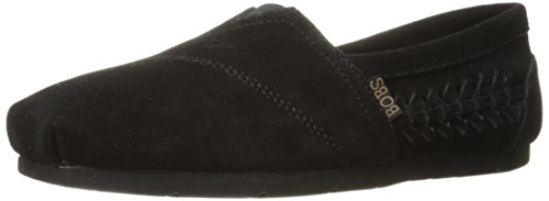 Shoe Women's W Chill Luxe Boat Traveler Skechers Black nFdqYwqH