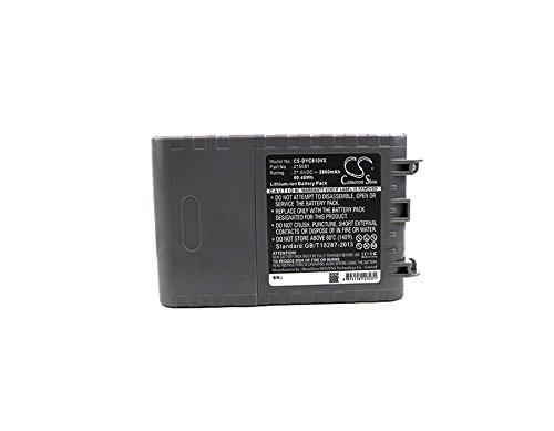 Cameron Sino 2800mAh Battery Compatible With Dyson V8, V8 Animal, V8 Absolute, SV10, V8 range, V8 Animal Exclusive, V8 Absolute Cord-Free, V8 Fluffy by Cameron Sino (Image #2)