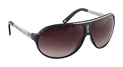 ef42b3c48433 Amazon.com: Carrera Rush 904 Black Rush Aviator Sunglasses: Carrera: Shoes