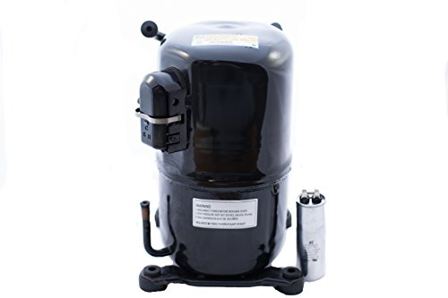 Kulthorn AW 5528EK-2 Air Conditioning Compressor, Black