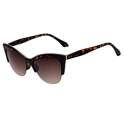 Cat Eye Sunglasses Women Designer vintage sun glasses Women Eyeglasses eyewear,CO5