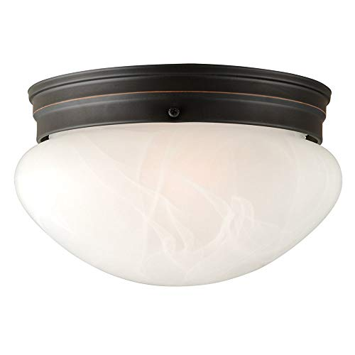 Design House 514539 Millbridge 2 Light Ceiling Light