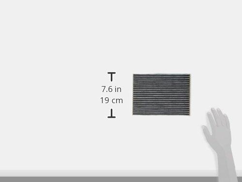 Mann Filter CUK25012 Filtro Aire Habit/áculo