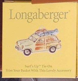 Longaberger Surfs up Tie-on - Longaberger Tie