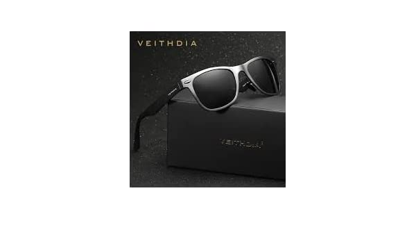 c35a6c5ae7 Amazon.com   VEITHDIA Aluminum Men s Polarized Mirror Sun Glasses Male  Driving Fishing Outdoor Eyewears Accessories Sunglasses For Men 2140    Sports   ...