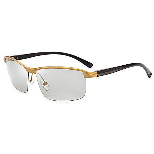 anti Color Drive Sombra SSSX pescar D GYYTYJ Intelligent Polarizer Sunglasses Men UV Decoloration E de gafas aOwPwYfq
