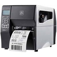 Zebra Technologies ZT23043-T01000FZ Series ZT230 4 TT Tabletop Printer, 300 dpi Resolution, Tear, Power Cord with US Plug, Serial/USB, ZPL