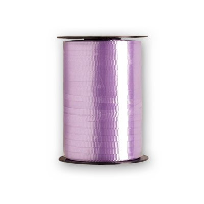 BALLOON WEIGHTS - RIBBON LAVENDER 500 YARDS #10505, CASE OF 48 by DollarItemDirect