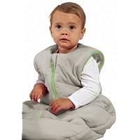 Baby Studio Winter Version 2.0Tog XO Cotton Studio Bag for 6-18 Month Babies, XO Lime