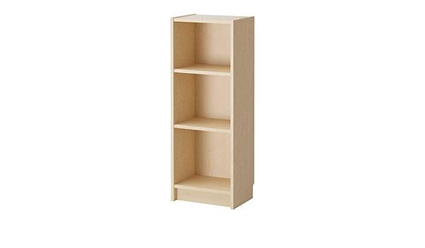 IKEA BILLY - Librero, chapa de abedul - 40x28x106 cm