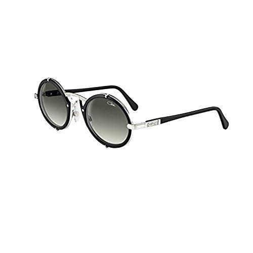 Couleur CAZAL Eyewear Mat 644 Taille Noir Taille Noir et Argent Cazal unique qUw5Ivpnw