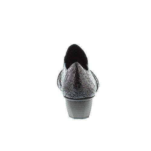 Mariah Croc On Women's Rieker 45 Granit Slip 30 UwCz5zBq