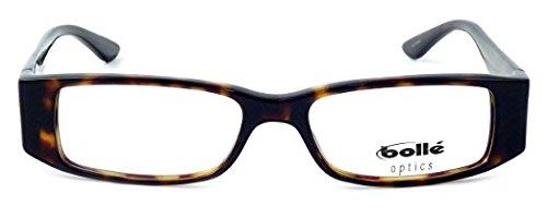 0.75 Boll/é Louvres Lightweight /& Comfortable Designer Reading Glasses 51mm in Dark Tortoise