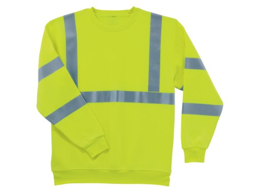 Ergodyne 8397 Visibility Reflective Sweatshirt