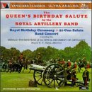 The Queen's Birthday Salute by the Royal Artillery Band: Catalinet: Fanfare Militaire / Sullivan: March of the Peers from 'Iolantha' / Bliss: Fanfare for a Jubilant Occasion / traditional - Herald S