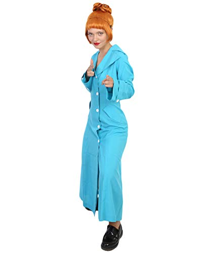 Women's Lucy Coat Costume, Blue Small - http://coolthings.us