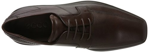Scarpe Minneapolis Mink Uomo Stringate ECCO Marrone Derby aAdqcw5