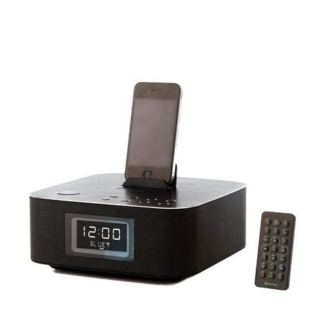 Blackweb SoundBlock Bluetooth® Enabled Clock Radio Walmart