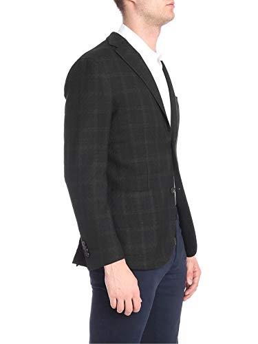 N1302jbcm4150590 Black Blazer Wool Men's Boglioli Y51qgn