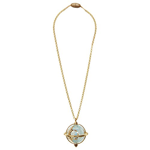 Alice Through the Looking Glass Chromosphere Necklace - Alice In Wonderland White Queen Costumes
