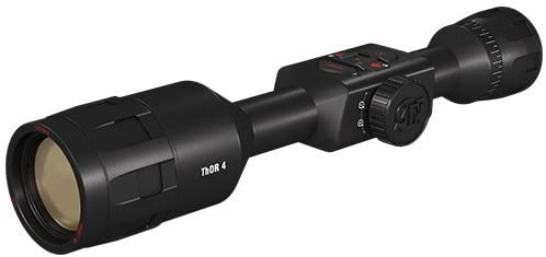 Best Thermal Scope: FLIR Thermosight Pro PTS233 1.5-6x 19mm Thermal Imaging Rifle Scope