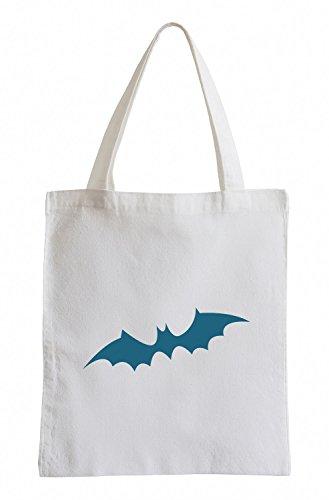 Raxxpurl volo Bat Fun sacchetto di iuta