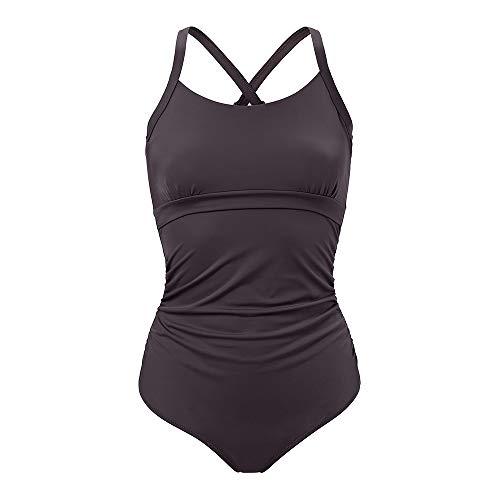 Food Bagno Donna Grigio Costume magnet 5898 Boob Swimsuit Fast Da w5XpqRC