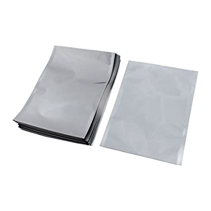 Amazon.com: eDealMax 50pcs 6 x 8 Semi-transparente ESD Anti ...