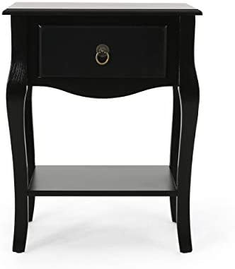 Christopher Knight Home Steve Traditional Wooden Side Table