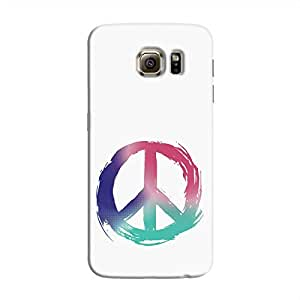 Cover It Up - Pastel Peace Galaxy Note 5 Hard Case