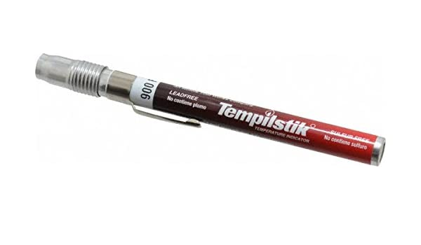 New Old-Stock  Tempilstik Temperature Indicating Stick 028035 1 Each 400 F