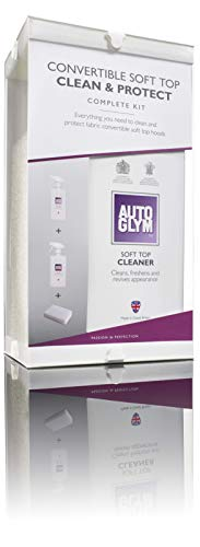 Autoglym AG 255003 Convertible Soft Top Clean & Protect Complete Kit