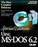 Practice Using MS-DOS 6.2, Que Education and Training Staff, 1565297180
