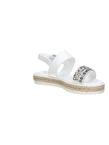 Sandalo DONNA GUESS CALZATURE FLAAR2-FAB03 PRIMAVERA/ESTATE Bianco