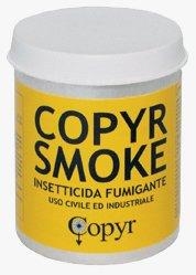 5 opinioni per INSETTICIDA FUMIGANTE Copyr Smoke 31g contro Volanti pulci cimici scarafaggi