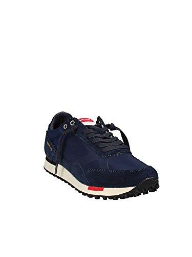 Gas Blu GAM813000 Sneakers Uomo Gas GAM813000 wxX7PqXY