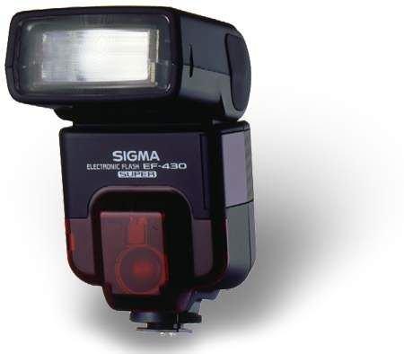 Sigma EF430 Super Flash f/Minolta AF-I