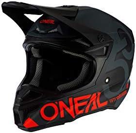 ONeal 0628-115 5 Series Unisex-Adult Off-Road Helmet Black//White, XL