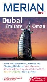 MERIAN live! Reiseführer Dubai Emirate Oman