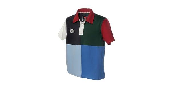 Canterbury Harlequin Jersey Polo de manga corta del FC Bayern de ...